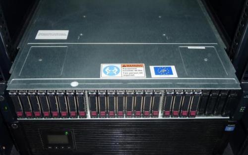 Nuevo SAI eficiente para CPD virtualizado - edificio PRAE