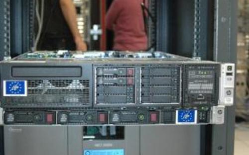 Nuevos servidores eco-eficientes en el Ayuntamiento de Logroño - web