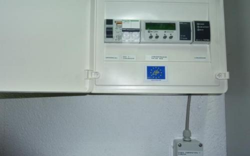 Sistema de monitorización CPD - EDS Circutor - edificio PRAE